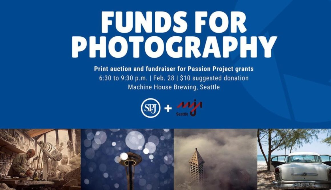 Funds for Photography: A print auction and fundraiser